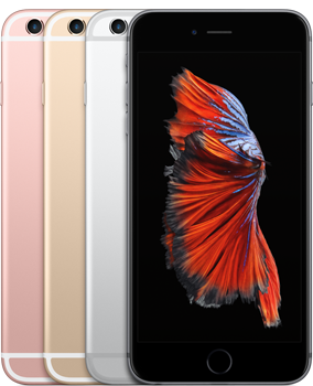 iPhone 6 Plus 16GB - 64GB - 128GB - Rose Gold - Gold - Silver - Space Gray